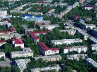 Новокуйбышевск, техникум Новокуйбышевский нефтехимический техникум, улица Миронова, дом 5