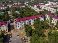 Novokuibyshevsk, st Mironov, house 10А. Apartment house