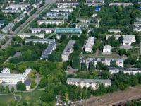 Novokuibyshevsk, Mironov st, house 22А. Apartment house