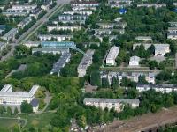 Novokuibyshevsk, Mironov st, house 24А. Apartment house