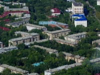 Novokuibyshevsk, hostel Новокуйбышевского нефтехимического техникума, Mironov st, house 7