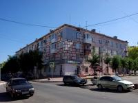 Novokuibyshevsk, st Mironov, house 3. Apartment house