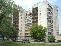 Novokuibyshevsk, Molodezhnaya st, house 2. Apartment house