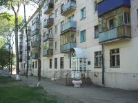 Novokuibyshevsk, Molodezhnaya st, house 18. Apartment house