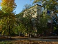 Новокуйбышевск, улица Молодежная, дом 3. многоквартирный дом
