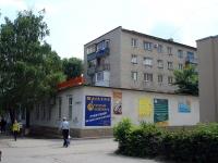 Новокуйбышевск, улица Молодежная, дом 4. многоквартирный дом