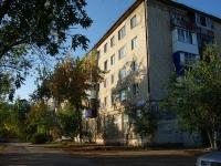 Новокуйбышевск, улица Молодежная, дом 5. многоквартирный дом