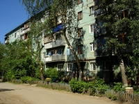 Новокуйбышевск, улица Молодежная, дом 5А. многоквартирный дом