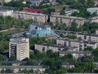 新古比雪夫斯克市, Molodezhnaya st, 房屋 6. 公寓楼