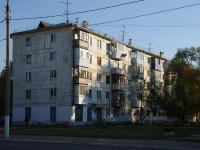 Новокуйбышевск, улица Молодежная, дом 16. многоквартирный дом