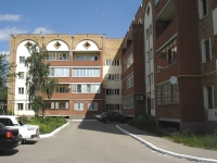 neighbour house: st. Ostrovsky, house 34. Apartment house
