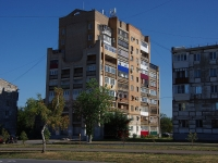 Новокуйбышевск, улица Островского, дом 4А. многоквартирный дом