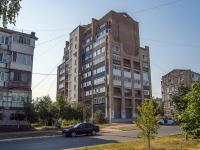 Novokuibyshevsk, st Ostrovsky, house 4А. Apartment house