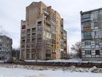 新古比雪夫斯克市, Ostrovsky st, 房屋 4А. 公寓楼