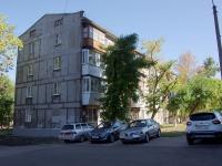 Novokuibyshevsk, st Ostrovsky, house 6Б. Apartment house