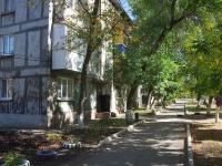 Novokuibyshevsk, st Ostrovsky, house 6А. Apartment house