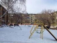 新古比雪夫斯克市, Ostrovsky st, 房屋 10. 公寓楼
