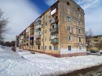Novokuibyshevsk, st Ostrovsky, house 10А. Apartment house