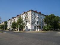 Novokuibyshevsk, st Ostrovsky, house 11. Apartment house