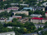 Novokuibyshevsk, Ostrovsky st, house 15. hostel