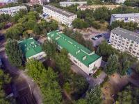 Новокуйбышевск, детский сад Центр коррекции и развития детей, улица Островского, дом 17Б
