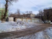 Новокуйбышевск, улица Островского. гараж / автостоянка