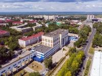 Novokuibyshevsk, st Pirogov, house 1 к.3. hospital