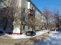 Novokuibyshevsk, Pirogov st, house 6. Apartment house