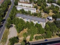 Novokuibyshevsk, st Pirogov, house 8. Apartment house