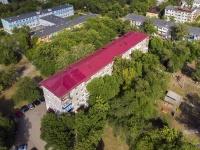 Novokuibyshevsk, st Pirogov, house 14А. Apartment house