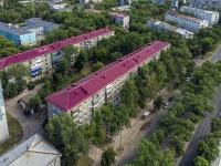 Novokuibyshevsk, st Pirogov, house 16. Apartment house