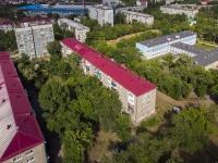 Novokuibyshevsk, st Pirogov, house 16А. Apartment house