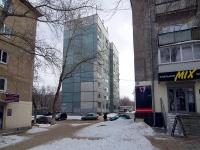 Novokuibyshevsk, st Pirogov, house 18А. Apartment house