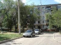新古比雪夫斯克市, Pobedy avenue, 房屋 1А. 公寓楼