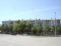 Novokuibyshevsk, avenue Pobedy, house 2. Apartment house