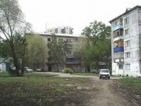 Novokuibyshevsk, Pobedy avenue, house 33А. Apartment house