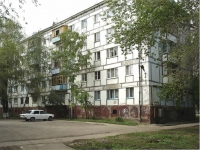 neighbour house: avenue. Pobedy, house 35А. Apartment house