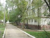 Novokuibyshevsk, Pobedy avenue, house 35А. Apartment house