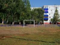 Новокуйбышевск, улица Карбышева. спортивная площадка