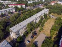 Novokuibyshevsk, avenue Pobedy, house 1. Apartment house
