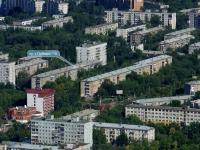 Novokuibyshevsk, Pobedy avenue, house 1А. Apartment house