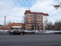 Novokuibyshevsk, hotel Веста, Pobedy avenue, house 1Б