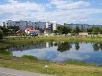 Novokuibyshevsk, avenue Pobedy, house 1Е. park