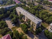 Novokuibyshevsk, avenue Pobedy, house 3. Apartment house