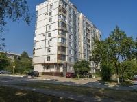 Novokuibyshevsk, avenue Pobedy, house 3Б. Apartment house