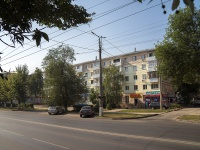 Novokuibyshevsk, Pobedy avenue, house 22. Apartment house