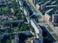 Новокуйбышевск, Победы проспект, дом 48. многоквартирный дом