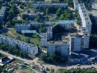Novokuibyshevsk, Pobedy avenue, house 52А. Apartment house