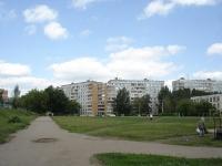 Новокуйбышевск, проезд Расковой, дом 8. многоквартирный дом
