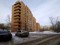 Novokuibyshevsk, Raskovoy Ln, house 6А. Apartment house